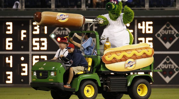 Hot Dogs Phillies