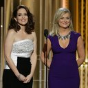 Tina Fey and Amy Poehler Cosby