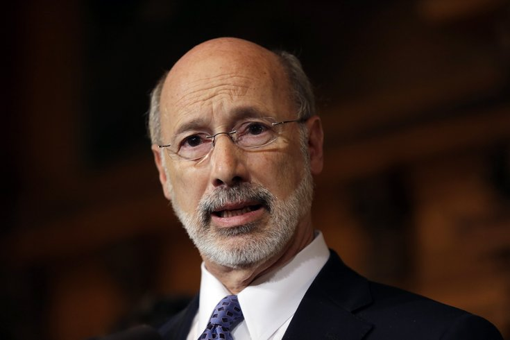 Gov. Wolf Vetoes Bill To Add Abortion Restrictions