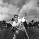 Sandy Koufax Pitcher