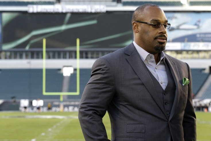 NFL Network sex-harassment claim hits Donovan McNabb, Marshall Faulk