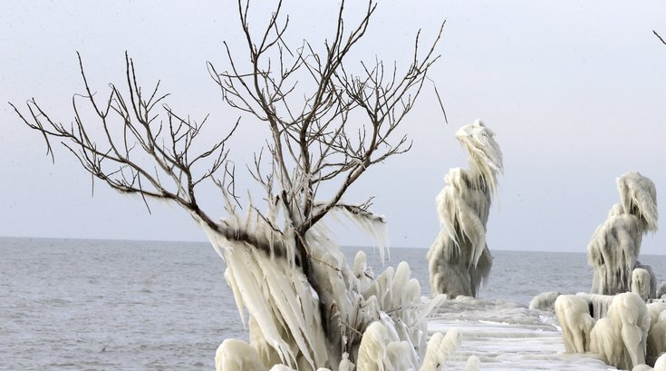 Lake Erie Cleveland