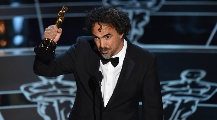 Alejandro G. Inarritu The Oscars