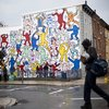 Keith Haring Mural Point Breeze