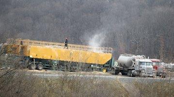 Fracking the shale