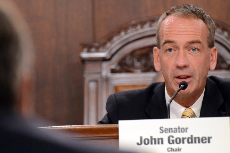 Sen. John Gordner