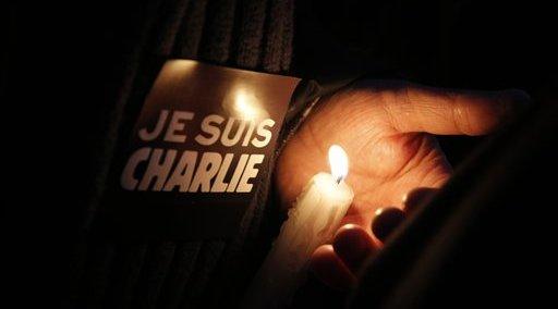 Charlie Hebdo AP