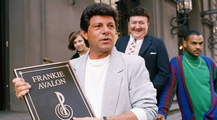 Frankie Avalon Philly