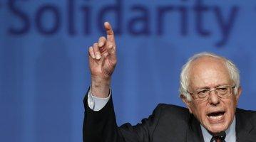 Bernie Sanders Philly