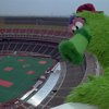 The Phillie Phanatic