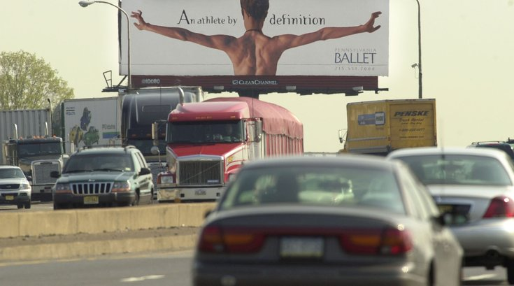 Philadelphia Billboard