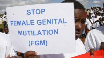 Stop Female Genital Mutilation