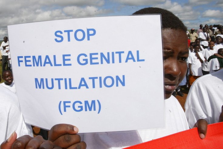 Stop Female Genital Mutilation