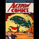 superman comic book
