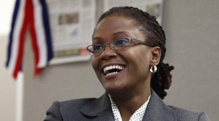 York Mayor Kim Bracey