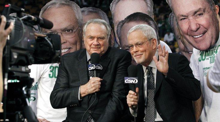 Celtics broadcast team