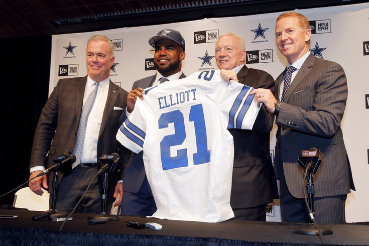 Nike authentic jerseys - NFC East draft grades: Dallas Cowboys edition | PhillyVoice