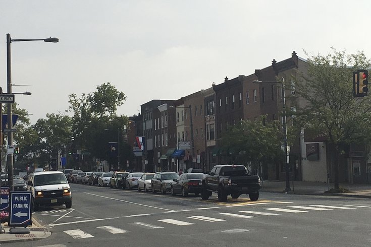 south broad street parking