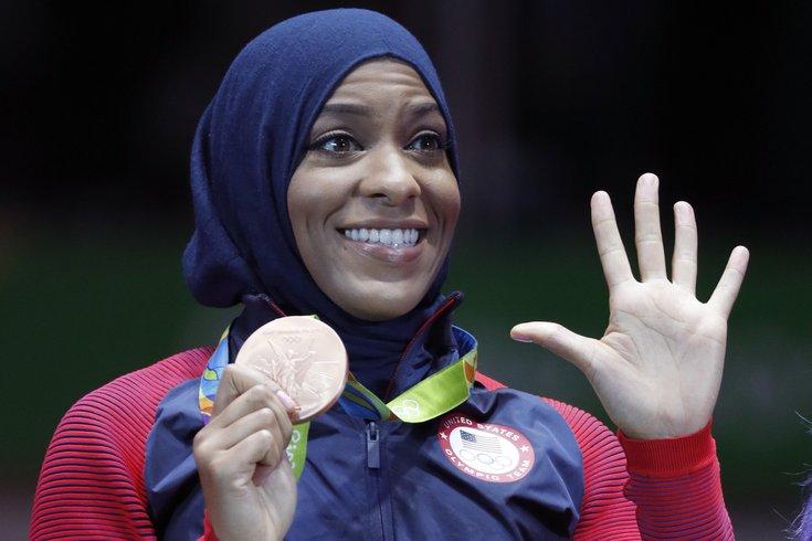 Ibtihaj Muhammad olympics barbie