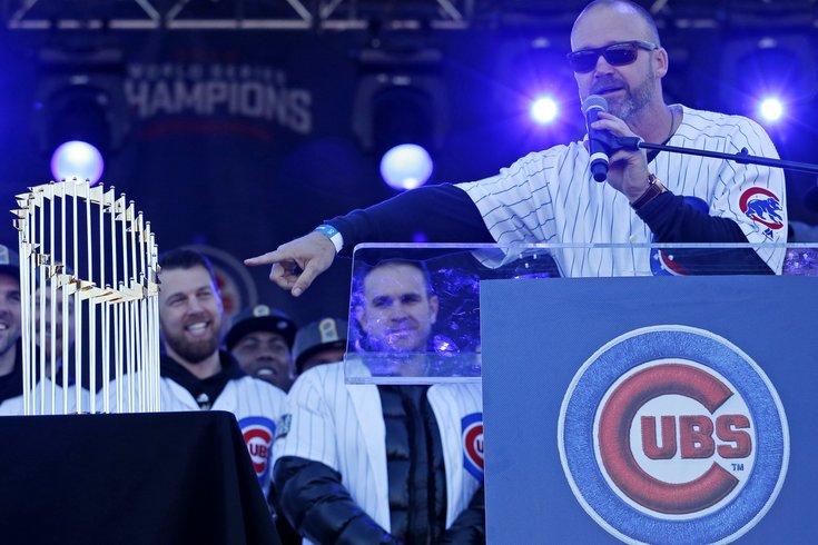 Cubs World Series Parade