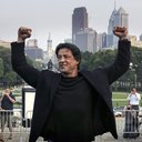 Rocky at Philadelphia Museum of Art