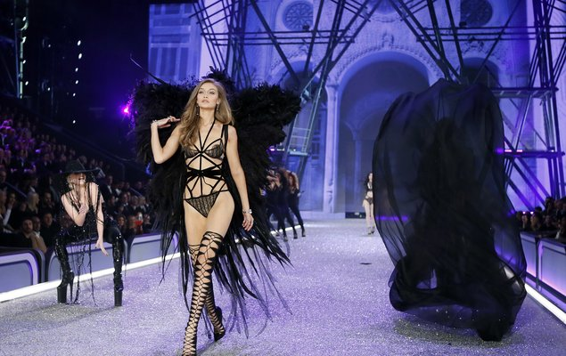 Victoria's Secret Fashion Show.