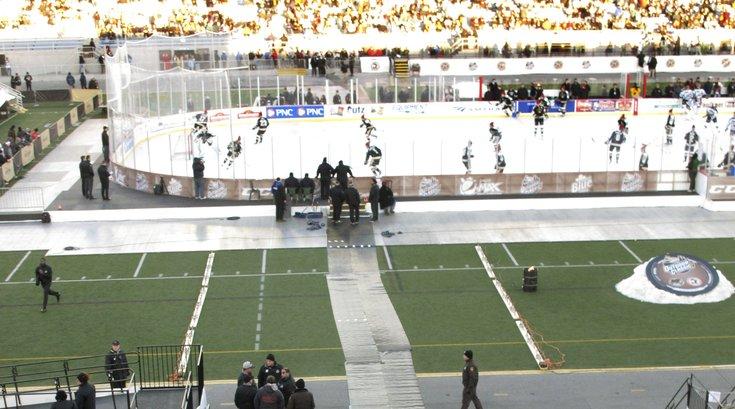 Hersheypark Hockey