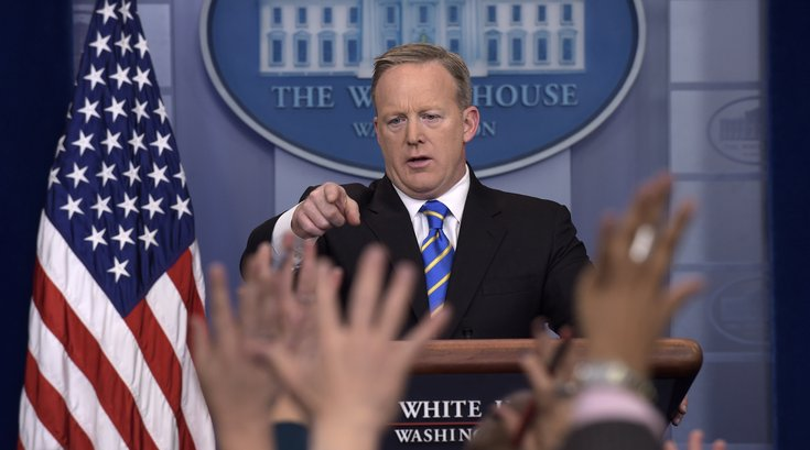 White House Sean Spicer