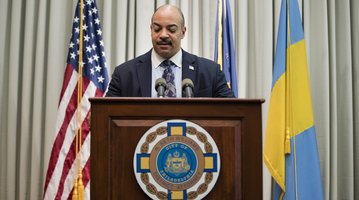 Seth Williams charged corruption