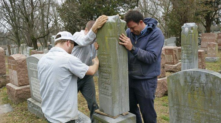 Jewish Cemetery Vandalism