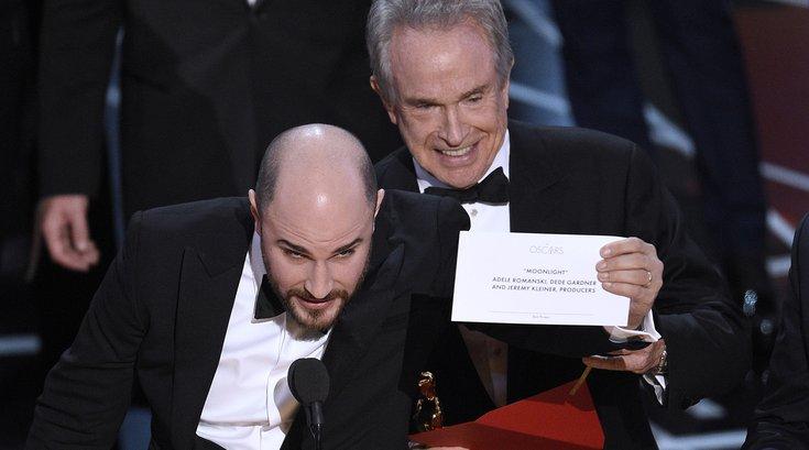 Oscars Oops