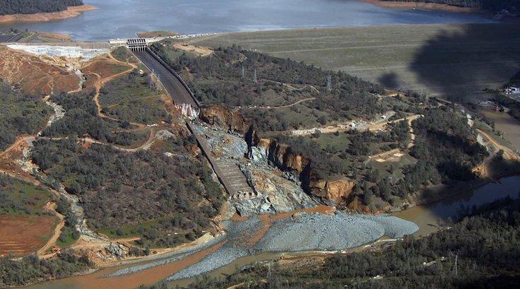 California Dam