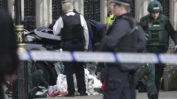 London Parliament attacks