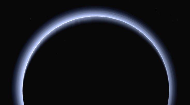 Pluto nasa