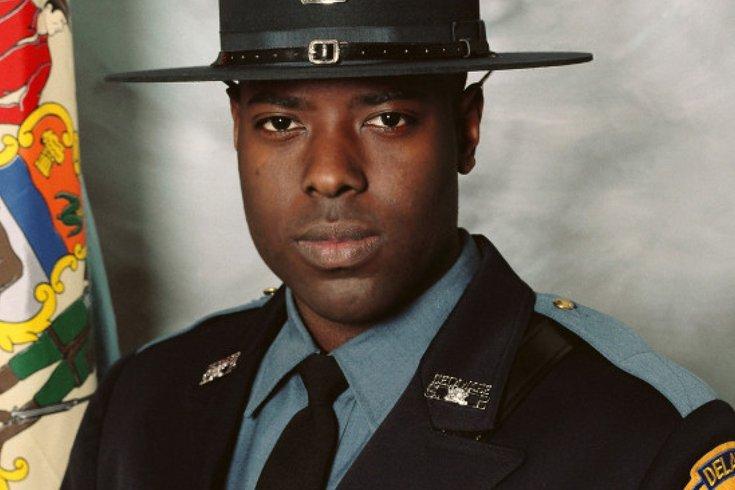 Delaware State Police shows Cpl. Stephen J. Ballard