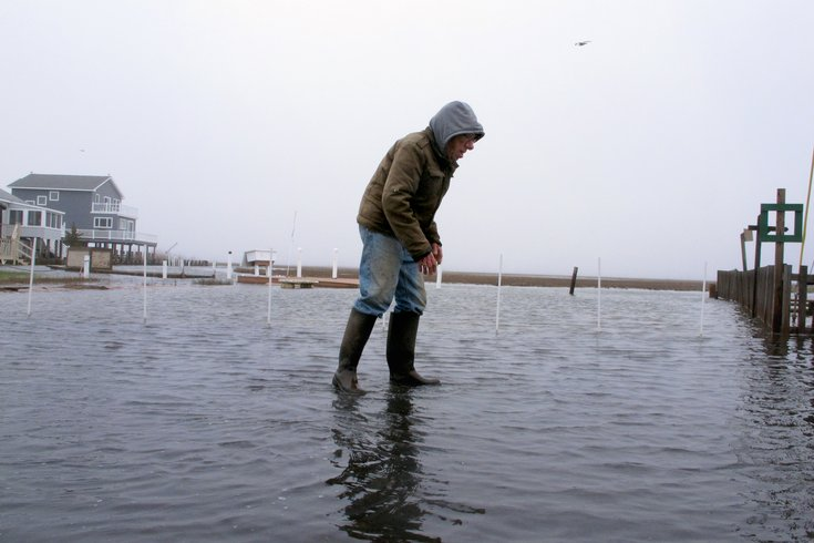 Jersey Shore flooding