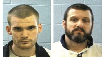 escaped georgia inmates