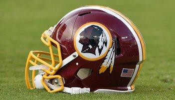 Redskins helmet