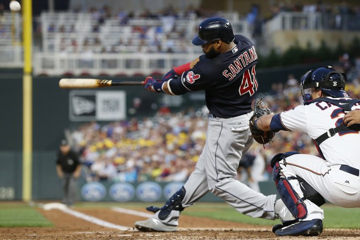 Phillies Sign Carlos Santana To 3-Year, $60 Million Deal