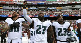 Malcolm Jenkins national anthem