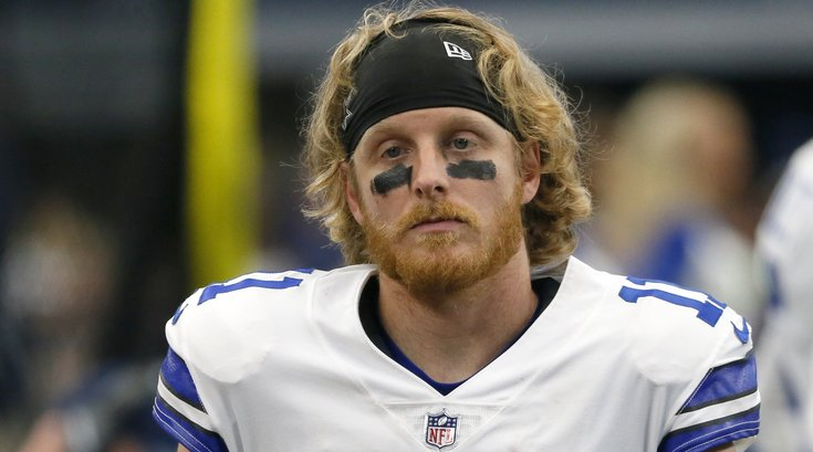 Cole Beasley Cowboys wide receiver