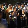 Las Vegas shooting vigil 1