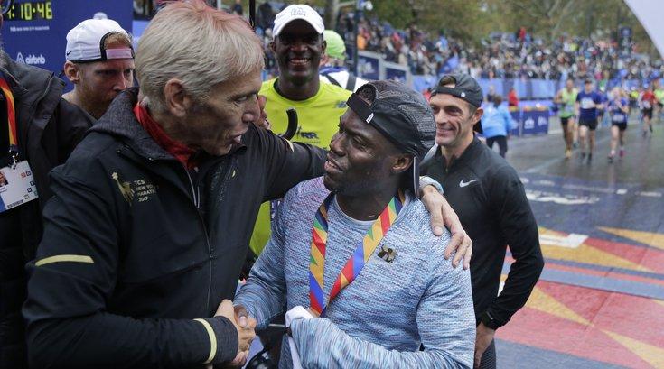 kevin hart nyc marathon