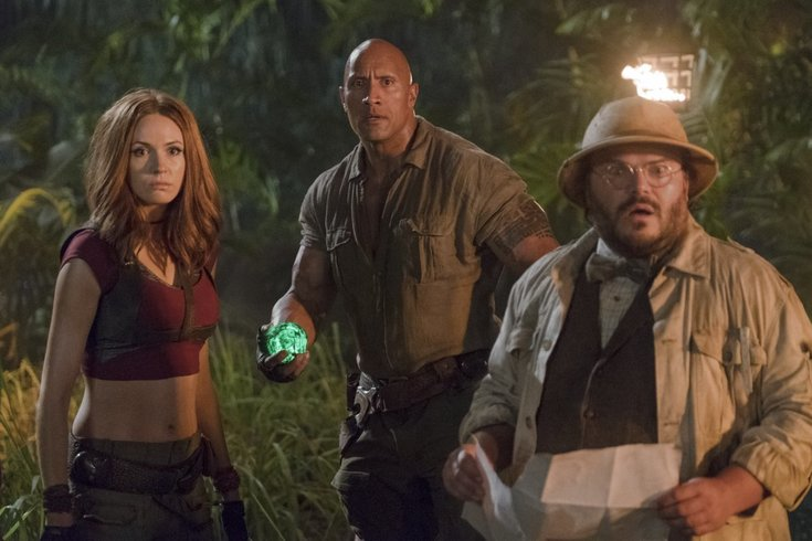'Jumanji: Welcome to the Jungle' is Rated