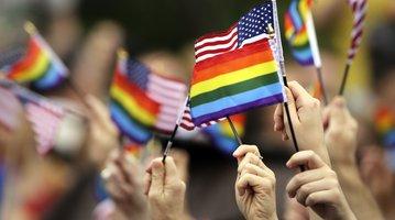 LGBTQ Flags philadelphia