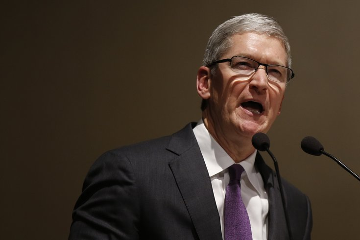 Apple Tim Cook CEO