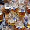 Beers at Oktoberfest