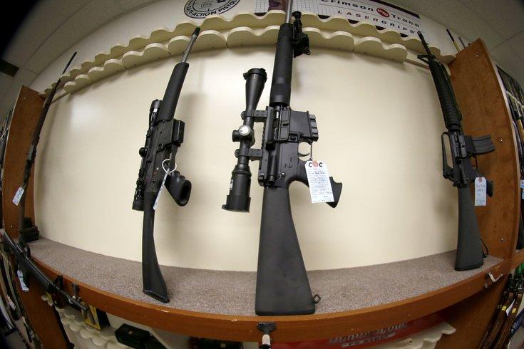 Pennsylvania Guns