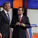 Jeb Bush & Ted Cruz