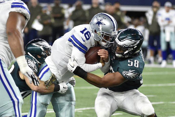 Cheap NFL Jerseys NFL - Report: Jordan Hicks' injury not believed to be season-ending ...